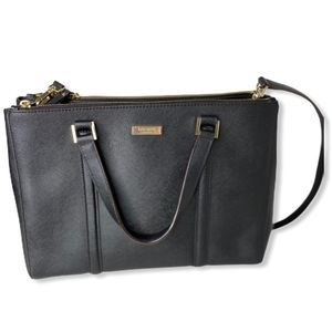 Kate Spade Newbury Lane Loden convertible tote